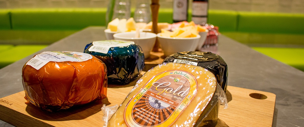 Henry Willig cheese tasting