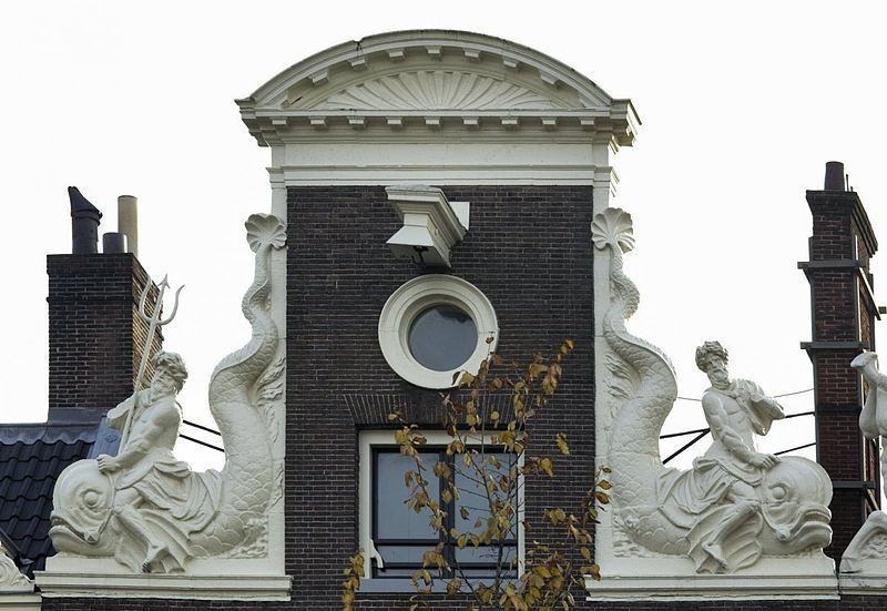 halsgevel Amsterdam