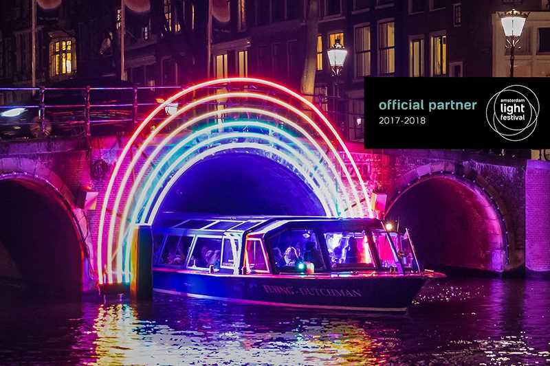 Amsterdam Light Festival Amsterdam Canal Cruises