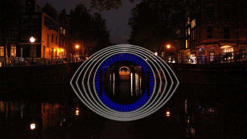 amsterdam light festival art