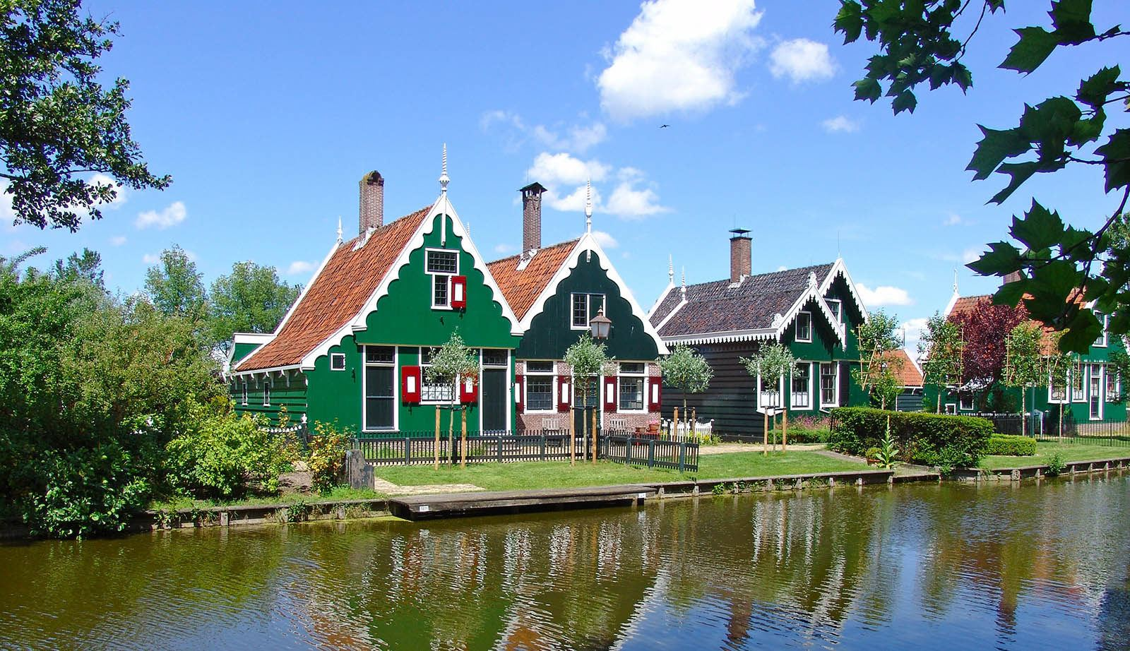 Zaanse Schans bus tour