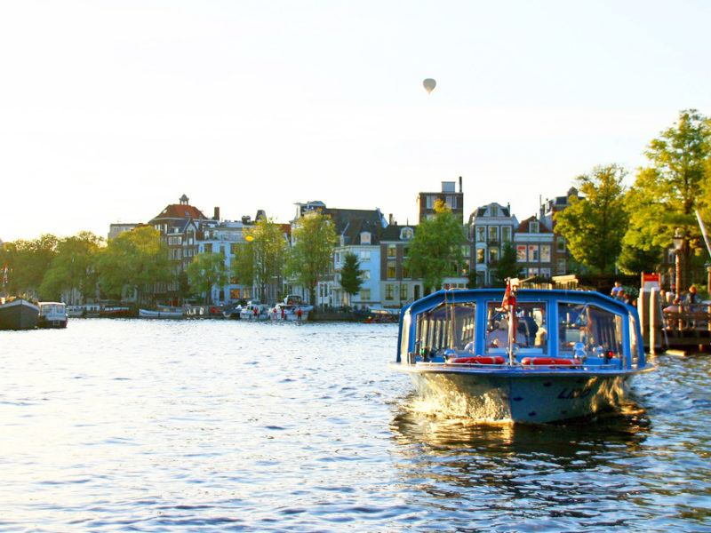 THE Amsterdam canal cruise