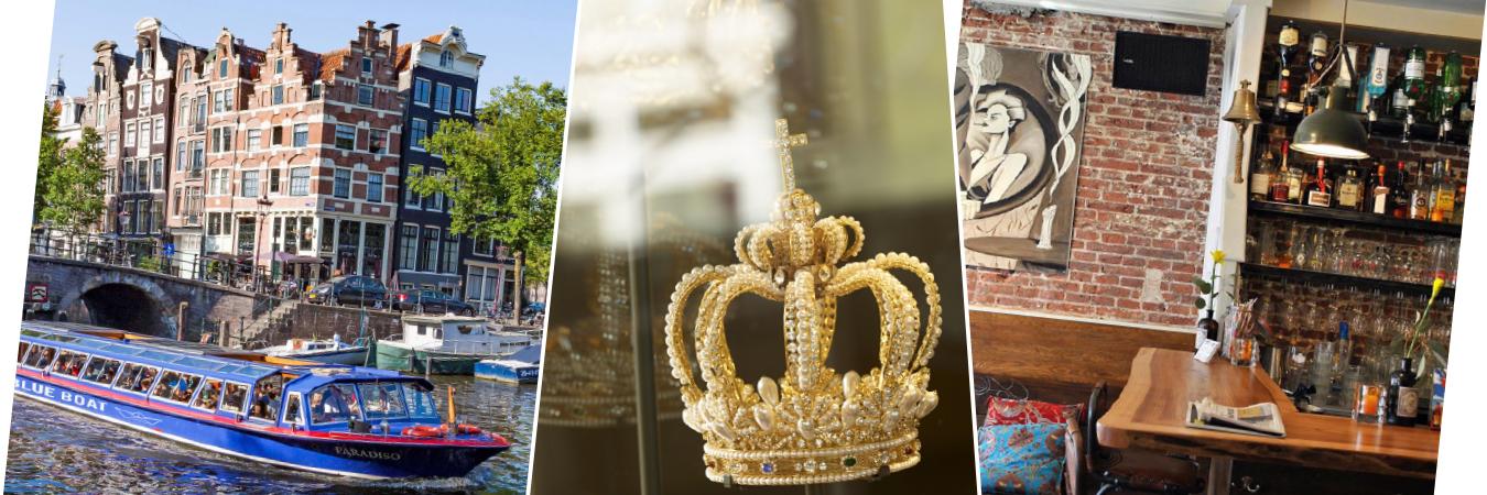 Dagje Amsterdam header